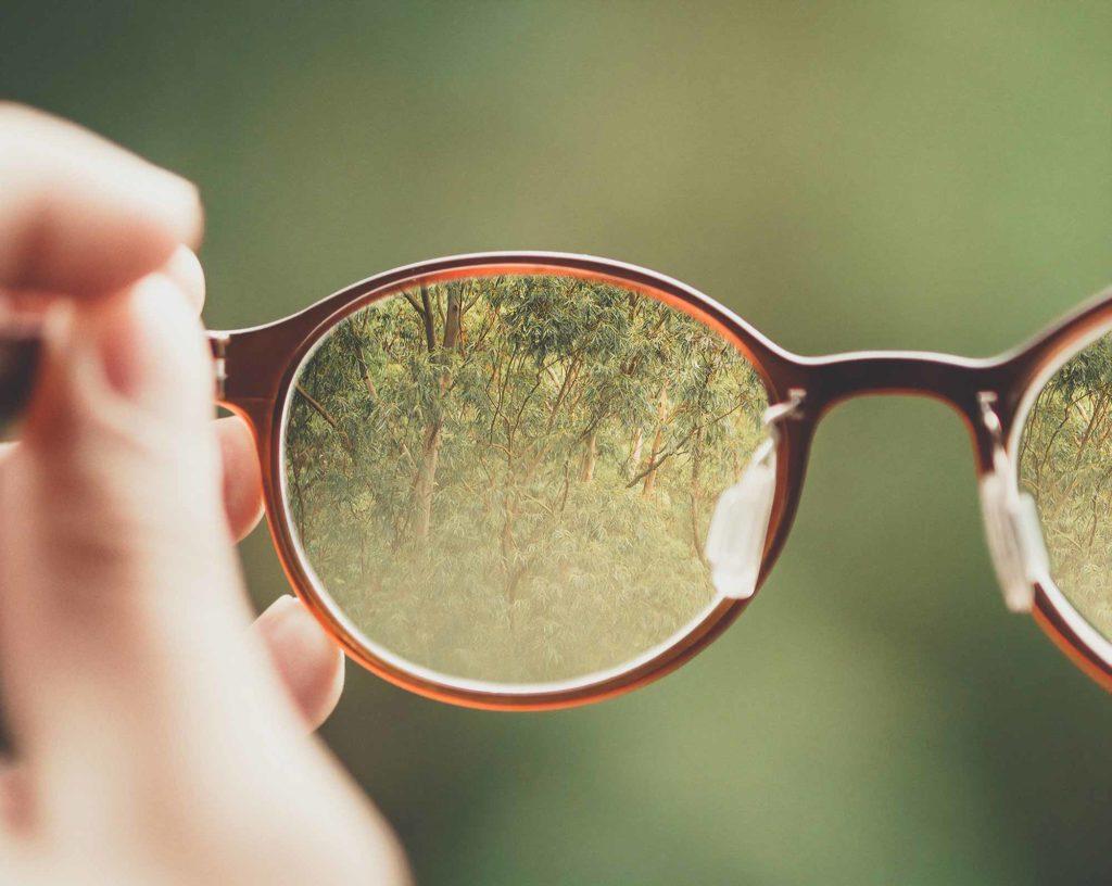 Schoonmaaktips voor uw bril