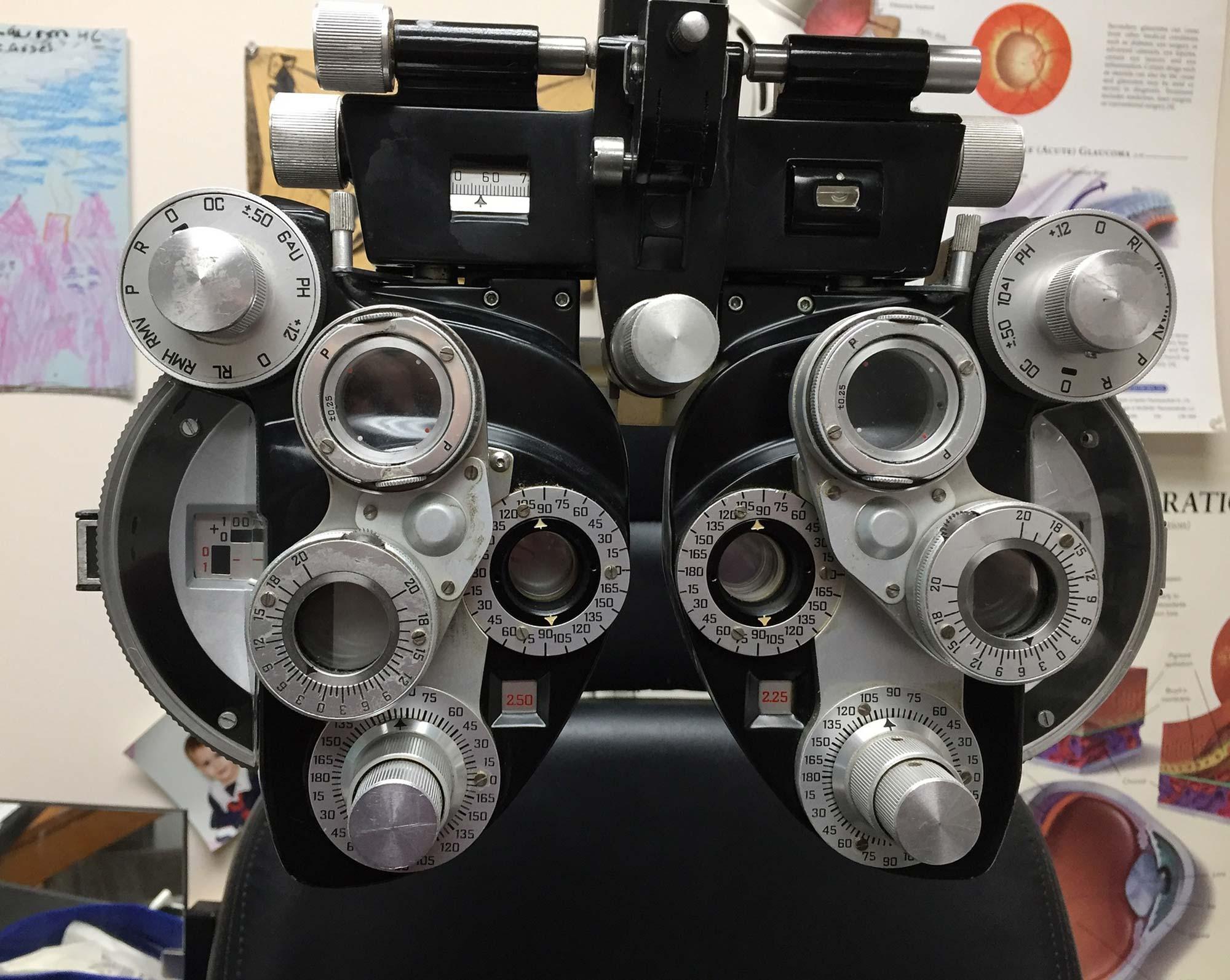 prismabrillen